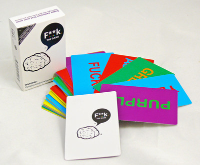F**k. The Card Game