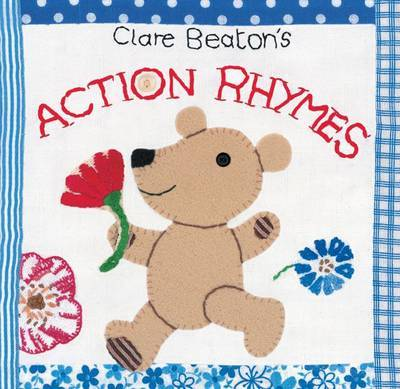 Clare Beaton's Action Rhymes (Board)