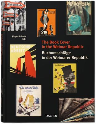 The Book Cover in the Weimar Republic