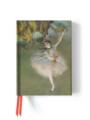 Degas Dancers (Foiled Journal)
