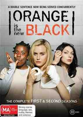 Orange is the New Black Complete First & Second Season