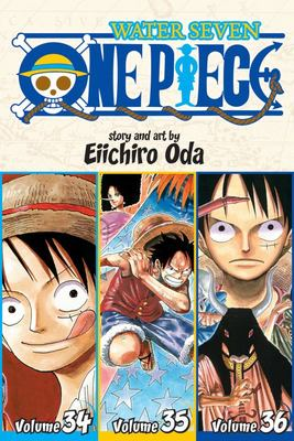 One Piece (3-in-1) Vol. 12 (34, 35, 36)