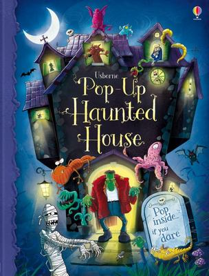 Pop-Up Haunted House (Usborne)