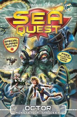 Sea Quest #4: Octor, Monster of the Deep