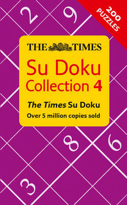 The Times Su Doku Collection 4