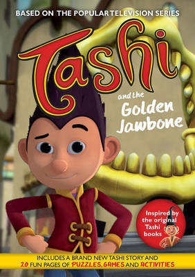 Tashi and the Golden Jawbone: The Wonderful World of Tashi
