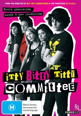 Itty Bitty Titty Committee Dvd