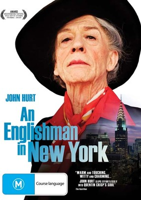 Englishman in New York Dvd