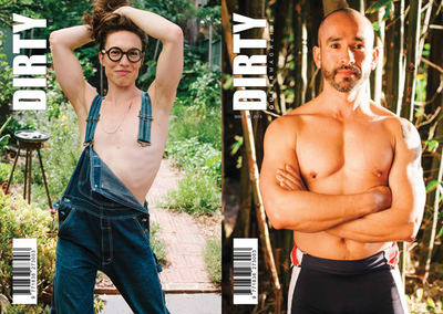 Dirty Queer Magazine #6 Spring/ Summer 2013
