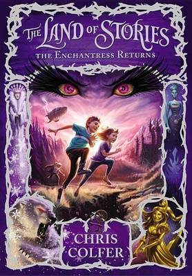 The Enchantress Returns (#2 The Land of Stories)