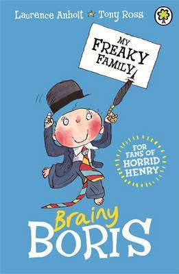 Brainy Boris (My Freaky Family)