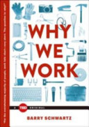 TED: Why We Work