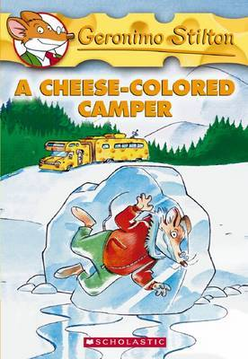 A Cheese Coloured Camper (Geronimo Stilton #16)