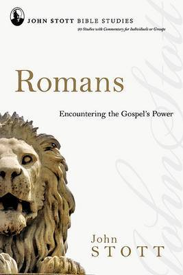 Romans (John Stott Bible Studies)