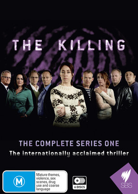Killing DVD complete series one