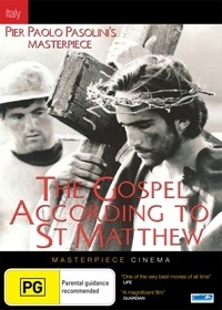 Gospel According to S.Matthew Dvd