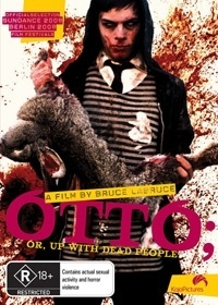 Otto; Or Up With Dead People Dvd