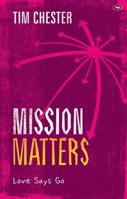Mission Matters: Love Says Go