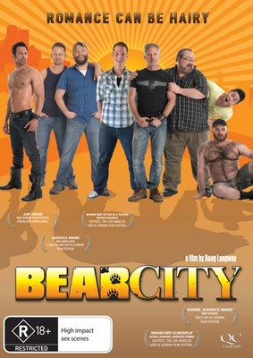 BearCity Dvd