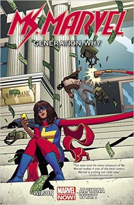 Ms. Marvel: Volume 2: Generation Why