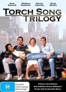 Torch Song Trilogy Dvd