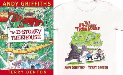 The 13-Storey Treehouse (T-Shirt & Book)