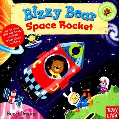Space Rocket (Bizzy Bear)