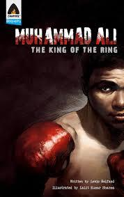 Muhammad Ali: The King of the Ring (Campfire Biography)