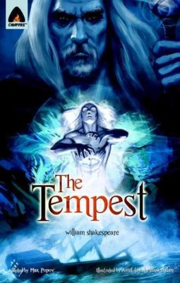 The Tempest (Campfire Graphic)