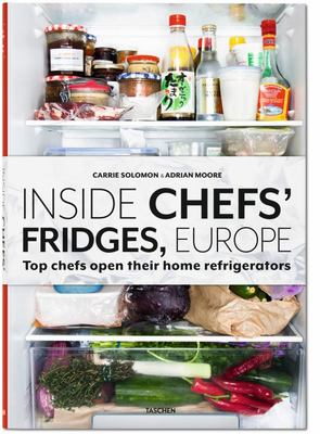 Inside Chefs' Fridges - 40 of Europe's Most Interesting Chefs Open Their Home Refrigerators
