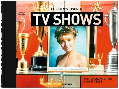 TASCHEN's Favorite TV Shows - from Twin Peaks to House of Cards