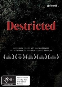 Destricted Dvd