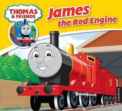James the Red Engine (Thomas & Friends Story Library)