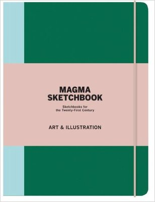Magma Sketchbook - Art & Illustration