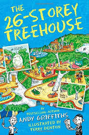 The 26-Storey Treehouse (HB)