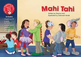 Mahi Tahi / Working together/Teamwork (Te Reo Singalong with CD #9)