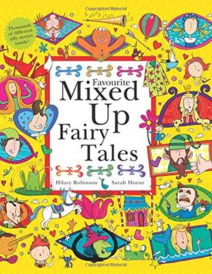 Favourite Mixed Up Fairy Tales (HB)