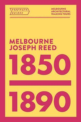 Footpath Guides Melbourne Joseph Reed 1850 - 1890