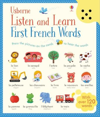 First French Words (Listen and Learn)