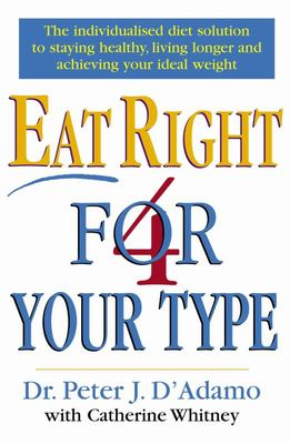 Eat Right For (4) Your Type