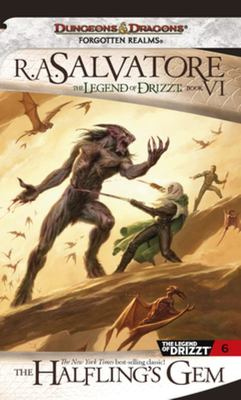 The Halfling's Gem (The Legend of Drizzt Book 6)