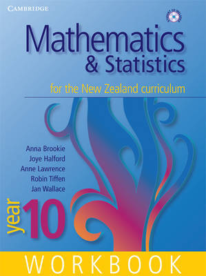 Mathematics and Statistics for the New Zealand Curriculum Year 10 Workbook and Student CD-Rom