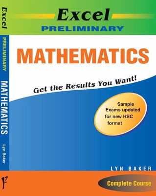 Year 11 Preliminary Maths Study Guide OLD EDITION