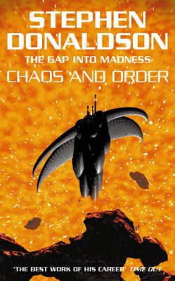 The Gap into Madness-Chaos and Order
