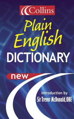 Collins Plain English Dictionary