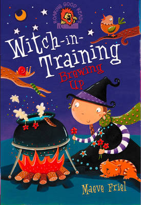 Brewing Up (Witch-in-Training #4)