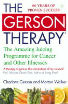 The Gerson Therapy [OP]