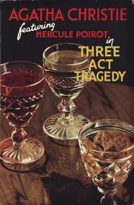 Three Act Tragedy (Poirot Facsimile Edition)