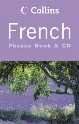Collins Gem French Phrase Book Pack