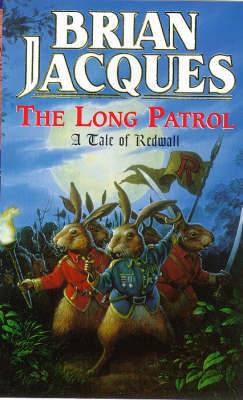 Long Patrol (Redwall #10) OLD COVER DO NOT ORDER